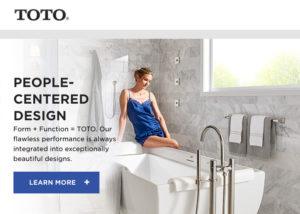 We recommend TOTO products.