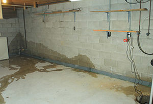 Check Basement for Dampness After a Storm